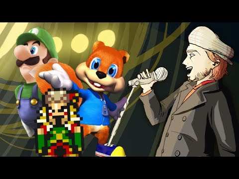Top Ten Funniest Video Game Characters - The Autarch Presents
