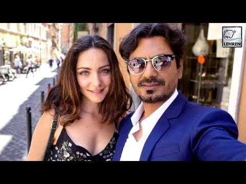Nawazuddin Siddiqui's Picture With A 'Mystery Girl