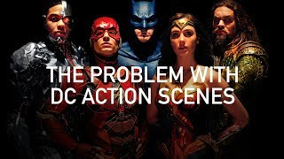 The Problem With DC Action Scenes