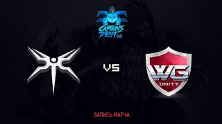 Mineski vs WG Unity, Capitans Draft 4.0, game 2 [4ce, Maelstorm]