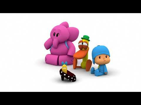 Let's Go Pocoyo- Playing Dress Up (S03E27)