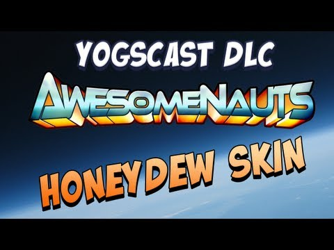 Honeydew - We celebrate the release of the new Awesomenauts character Skolldir, which has been voiced by Simon! Get the special 