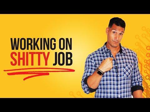 I Work On A Shitty Job! (And I Feel Depressed)