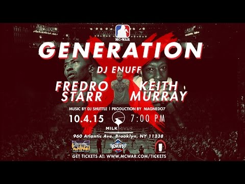 Une rap battle entre Fredro Starr et Keith Murray (trailer)
