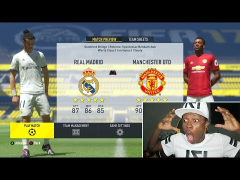 OMG THE BEST TEAM IN THE FIFA 17 DEMO !