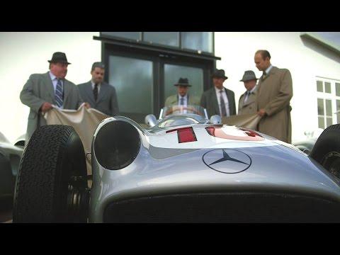 Magical moments of the Mercedes-Benz Silver Arrows - Mercedes-Benz original