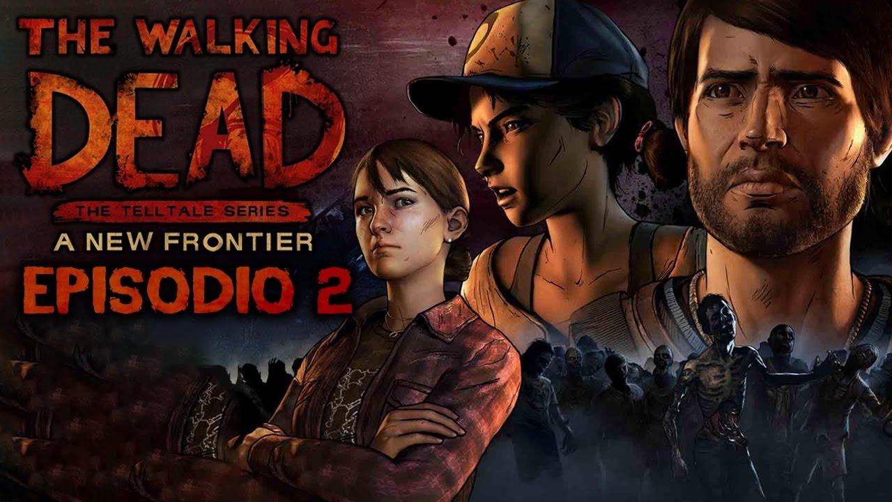 Ver The Walking Dead A New Frontier – EPISODIO 2: ME EXPLOTA LA CABEZA !! en Español Online