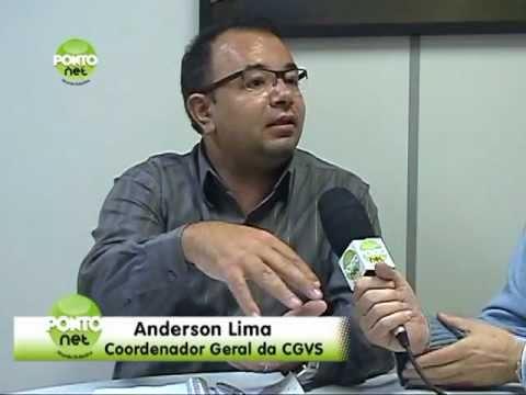 Entrevista com Anderson Araújo de Lima, Coordenador Geral de Vigilância em Saúde da Secretaria Municipal de Saúde de Porto Alegre