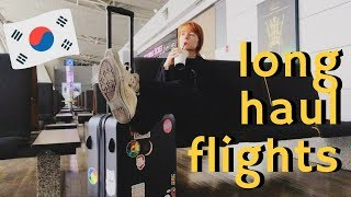 Video How to Survive Long Haul Flights | Flying Seoul to LAX on Singapore Airlines MP3, 3GP, MP4, WEBM, AVI, FLV Desember 2018