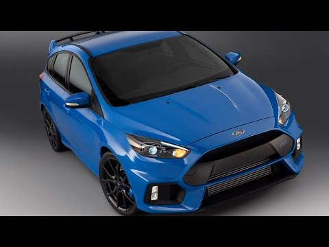 US-Spec 2016 Ford Focus RS to Debut in New York Auto Show + 315HP