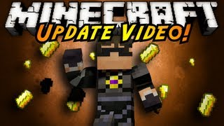 Minecraft: IMPORTANT UPDATES AND WHERE I'VE BEEN!