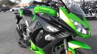 11. 015240 - 2012 Kawasaki ZX1000 - Used Motorcycle For Sale
