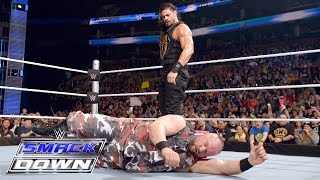 Nonton Roman Reigns vs. Bubba Ray Dudley: SmackDown, March 24, 2016 Film Subtitle Indonesia Streaming Movie Download