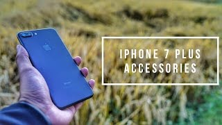 ACCESSORIES I USE WITH MY iPhone 7 Plus