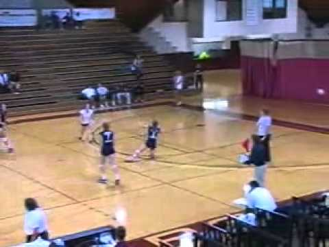 Volleyball vs. Virginia Wesleyan 10/23/10 Highlights
