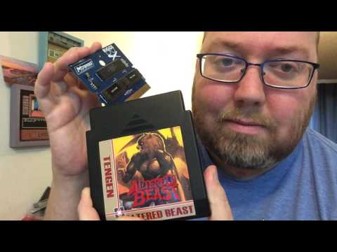 Altered Beast for NES - Now Available