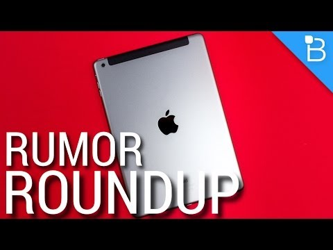 technobuffalo - Rumor Roundup - iPad Air 2 Event: What to Expect! Learn more about Full Sail's online degree program: http://www.fullsail.edu/technobuffalo Next week, on Oct. 16, Apple will host yet another...