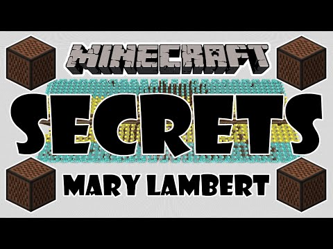 ♪ [FULL SONG] MINECRAFT Secrets by Mary Lambert in Note Blocks (Cover/Parody) ♪
