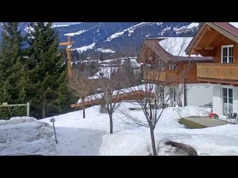 Live-Cam: Österreich - Fieberbrunn - Feriendorf Walle ...