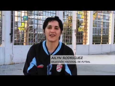 Hinchas de Selección: Ailyn Rodríguez
