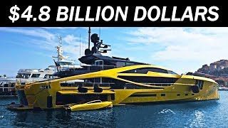 Video The Most Expensive Yacht In The World MP3, 3GP, MP4, WEBM, AVI, FLV Desember 2018