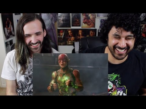 "JUSTICE LEAGUE - ""Mera Fights Parademons"" ""Save One"" ""Stronger Together"" TV SPOTS REACTIONS!!!"