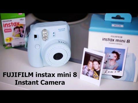 О камере instax mini фотография