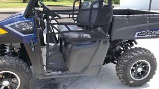 10. 2018 Polaris Ranger 570 EPS