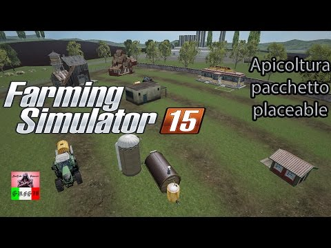 Beekeeping pack placeable v1.0