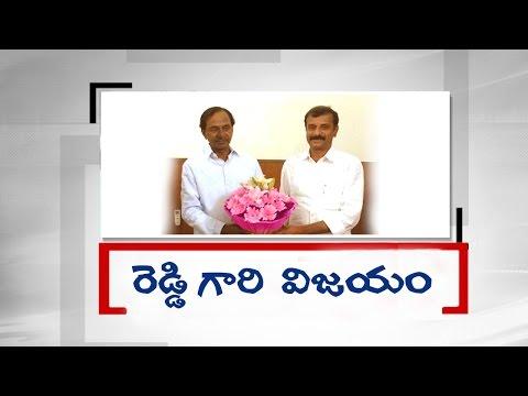 TRS Won Medak MP Seat | Kotha Prabhakar Talks to Media : TV5 News