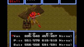 PC Engine Longplay [290] Cosmic Fantasy 2 (Part 3 of 3)
