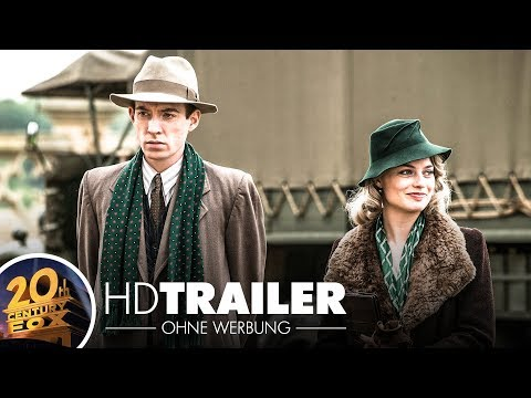 Goodbye Christopher Robin | Offizieller Trailer