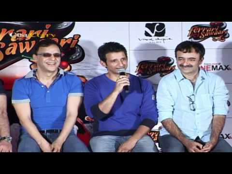 Movie \'Ferrari Ki Sawaari\' Interview