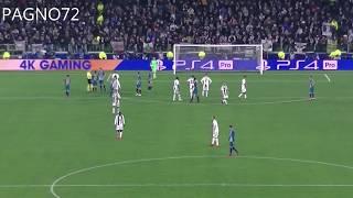JUVENTUS Vs  Atlético Madrid    2° Tempo