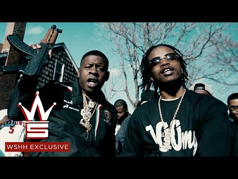 "Leek Hustle ""Trappin Foreal (Remix)"" Feat. Blac Youngsta (WSHH Exclusive - Official Music Video)"