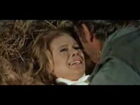 Stephen Boyd & Honor Blackman - Forced Kiss!