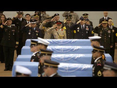 Nordkorea gibt Überreste von us-amerikanischen Soldat ...