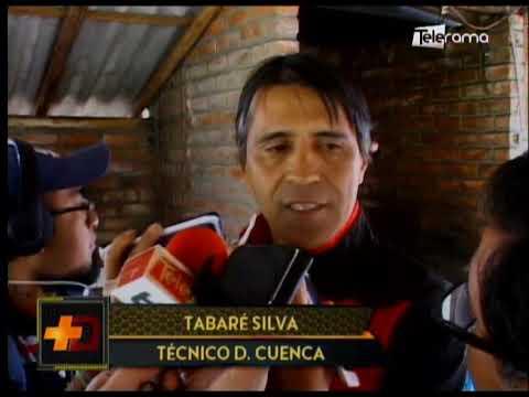 Deportivo Cuenca se prepara para enfrentar a Independiente Jrs en Copa Ecuador