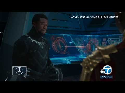 Disney donates $1M to youth STEM programs to celebrate 'Black Panther' | ABC7