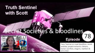 Secret societies and bloodlines..