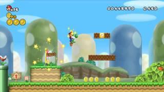 New Super Mario Bros Wii - Hellboy Edition - 1-3 - Secret Exit