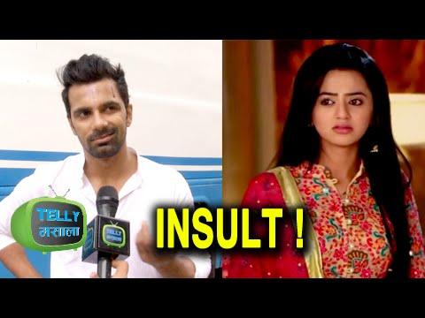 Sahil Insults Swara In Public   Swaragini   Colors