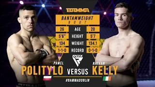 Video BAMMA 35: Pawel Politylo vs Nathan Kelly MP3, 3GP, MP4, WEBM, AVI, FLV Juni 2019