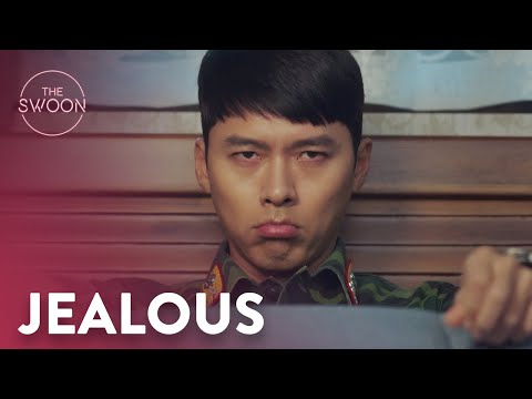 Hyun Bin gets pouty over finger hearts | Crash Landing on You Ep 5 [ENG SUB]