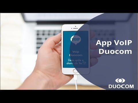 Video of VoIP Duocom
