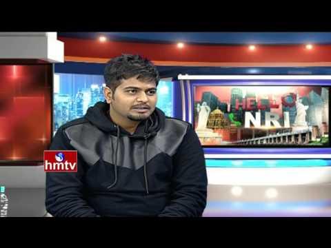Video Singer Saketh Exclusive Interview | Breathless Telangana Song | Hello NRI | HMTV download in MP3, 3GP, MP4, WEBM, AVI, FLV January 2017