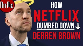 Video How Netflix Dumbed Down Derren Brown - NitPix MP3, 3GP, MP4, WEBM, AVI, FLV Desember 2018