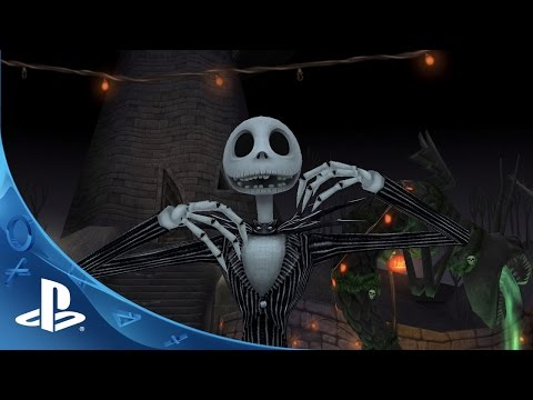 KINGDOM HEARTS HD 2.5 ReMIX -- Disney Worlds Connect Trailer | PS3