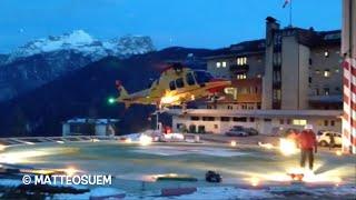 Pieve di Cadore Italy  city images : Elisoccorso SUEM 118 Belluno - Pieve di Cadore [2] - Italian air ambulance