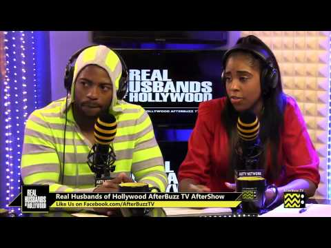 """Real Husbands Of Hollywood After Show Season 2 Episode 5 """"Rock Paper, Stealers""""